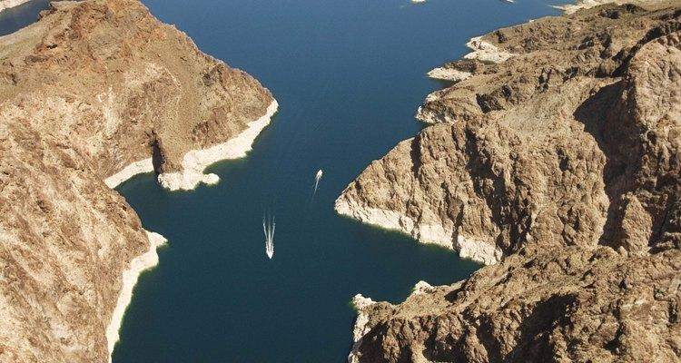 Lake Mead es una de las reservas más grandes del mundo.