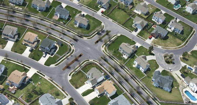 As casas não podem se esconder dos olhos de satélites em órbita