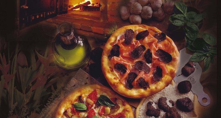 ¡Haz tus propias pizzas crujientes en casa!
