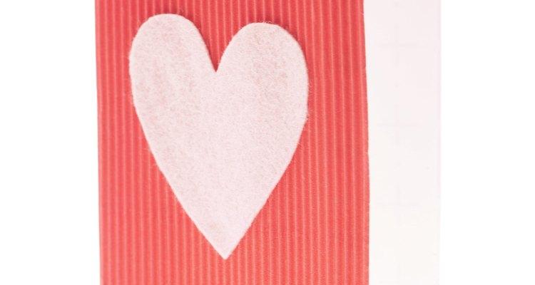 Make a professional-looking card using a bone folder.