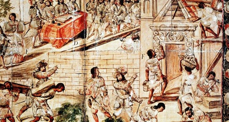 Hernán Cortés tuvo que huir de Tenochtitlán.