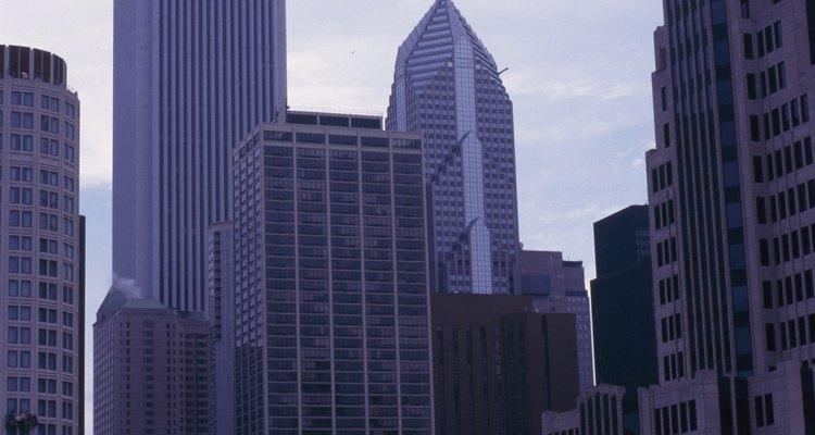 La línea del horizonte de Chicago cuenta con construcciones destacadas.