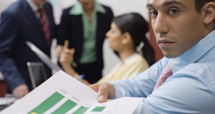 Planos de negócios geralmente incluem uma análise SWOT