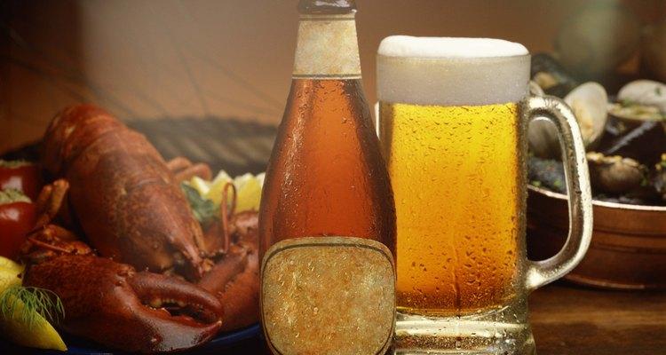 Beber cerveja pode causar edema ou inchaço no seu corpo.