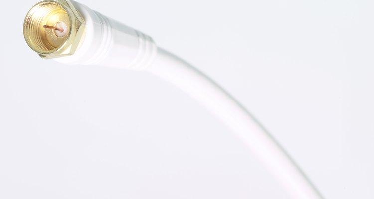 Testar uma entrada de cabo é possível com um testador coaxial