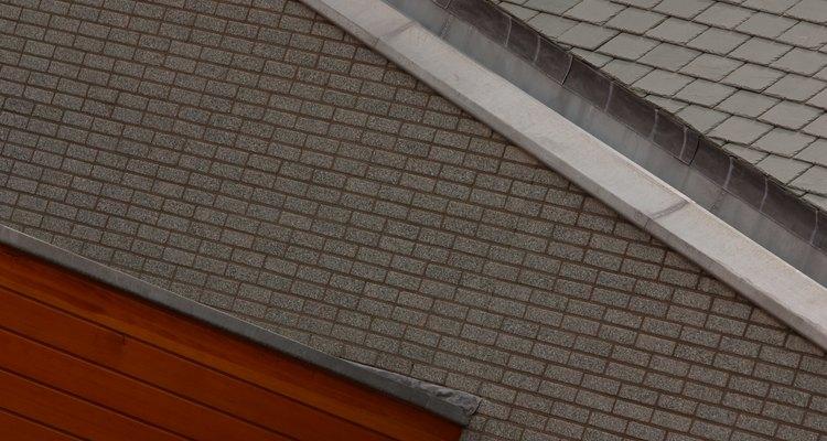 A calha é de extrema utilidade na conservação das fundações da casa