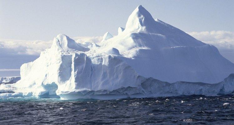 El Tratado del Antártico se firmó en 1959.
