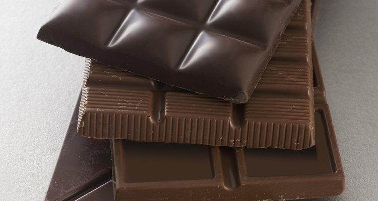 A veces, el chocolate empeora lo que se conoce como ERGE (Enfermedad por Reflujo Gastroesofágico).