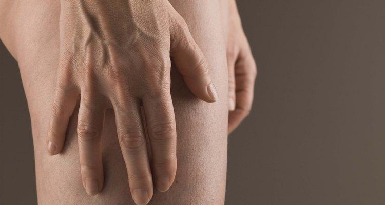 Muchas cosas pueden causar una erupción en las nalgas y en los muslos.
