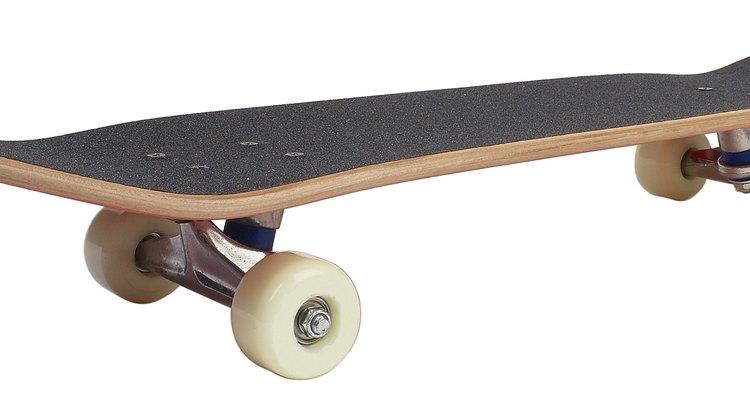 Lixas de skate deixam-no com mais aderência