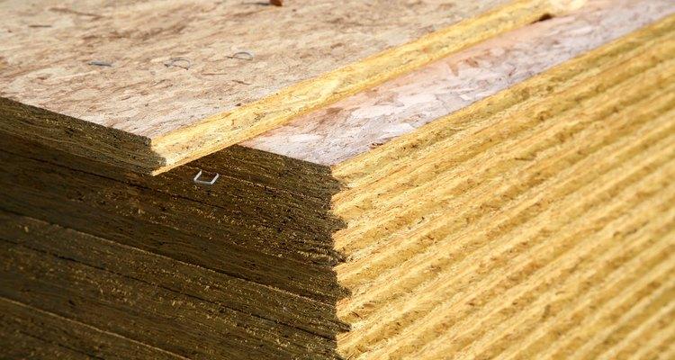 La madera prensada es un material versátil y duradero.