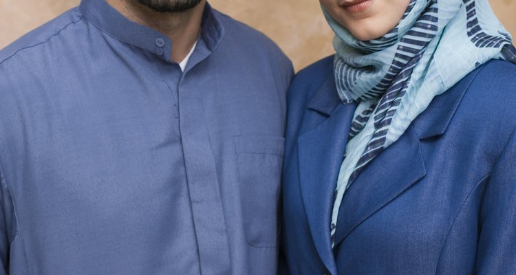 Los matrimonios arreglados, como los de los musulmanes, reúnen parejas con similares antecedentes religiosos y sociales.