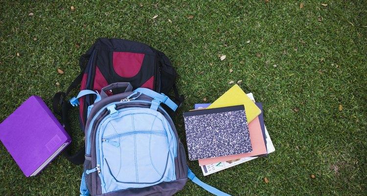 Evite sobrepeso reduzindo o número de itens carregados em sua mochila