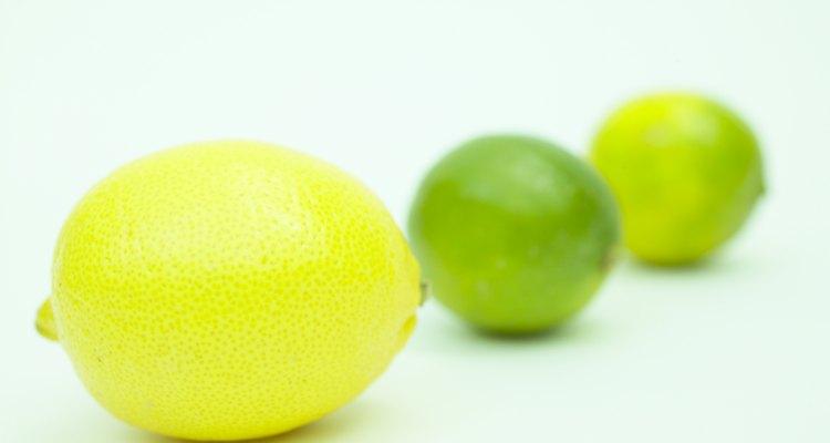 O limão é um aliado contra manchas de pele