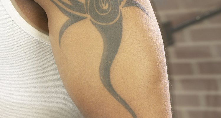 No matter your budget, there are ways to darken a faded tattoo.