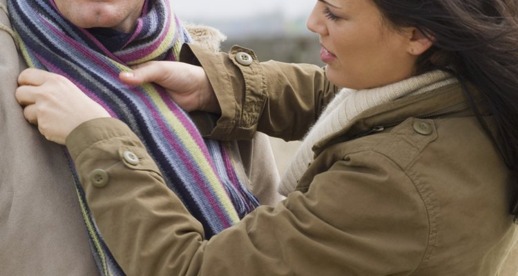 Una bufanda es un regalo considerado.