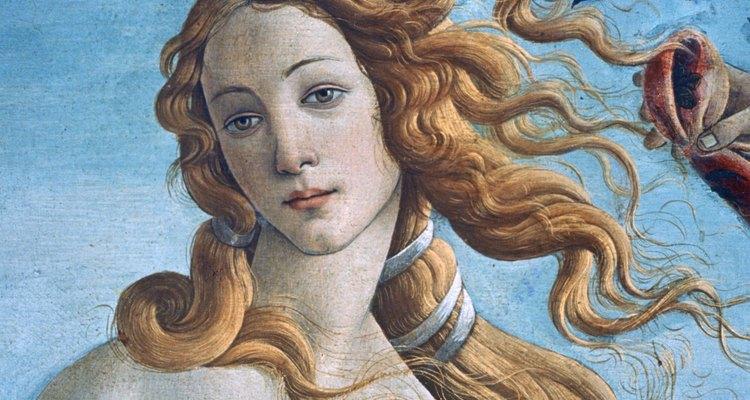 A arte renascentista italiana reviveu os ideais clássicos