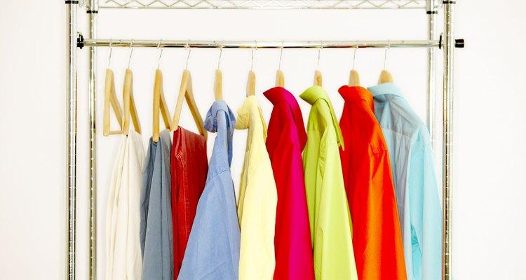 Quítales los hongos a tus prendas de color.