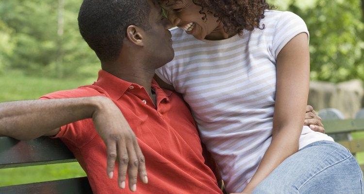 El beso esquimal es un sutil intercambio de afecto.