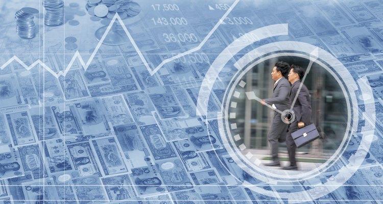 La participación en el mercado muestra el desempeño de las compañías.