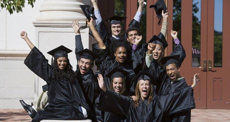 Los graduandos merecen una celebración de sus logros.