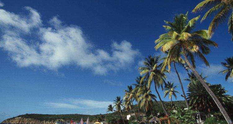 Vista en Antigua.