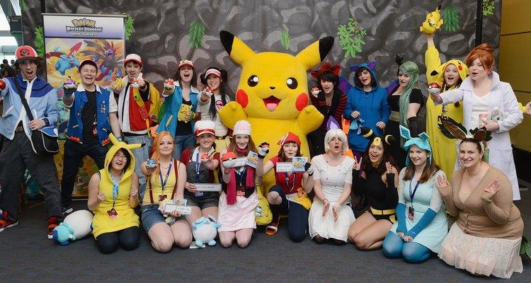 Pokemon é uma franquia de sucesso absoluto nos jogos e desenhos japoneses