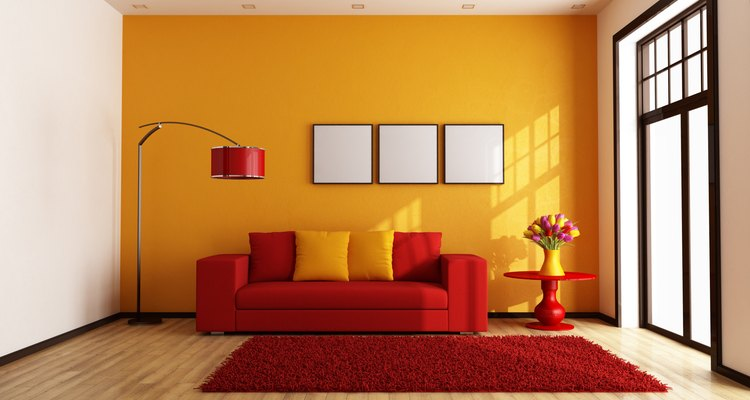 Usa colores fuertes y brillantes.