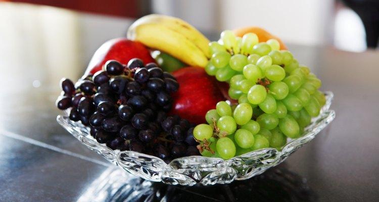 A alimentação correta pode ajudar a diminuir os sintomas da rosácea