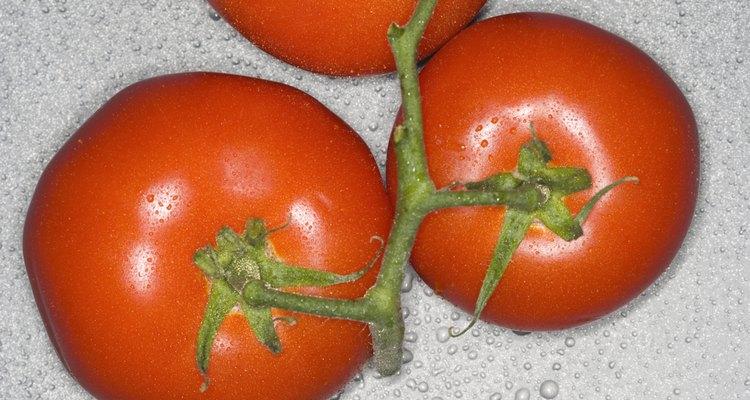 El marmande es un tomate de herencia.