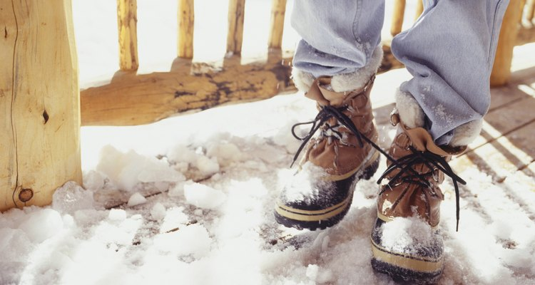 Encuentra el calzado adecuado para el invierno, que te ofreza soporte, abrigo y comodidad.