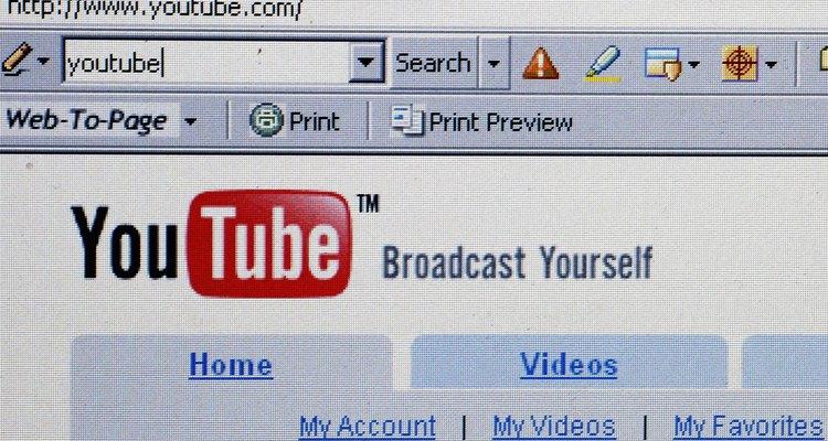 Um canal do YouTube indisponível pode não ter sido excluído definitivamente