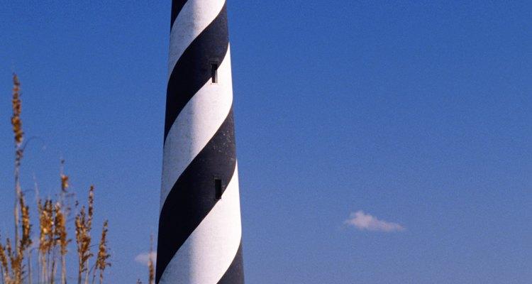 Ocracoke Island es parte del Cape Hatteras National Seashore.