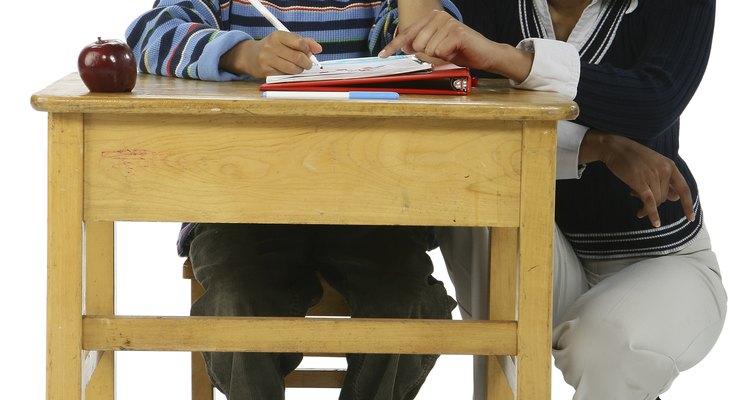 La escuela Kids Peace ayuda en especial a alumnos con problemas de aprendizaje.