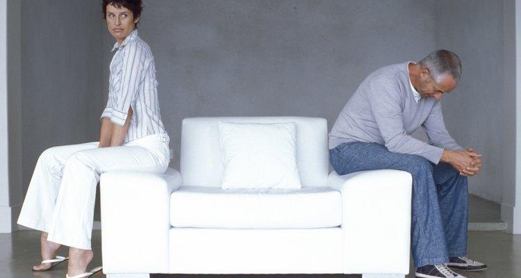 El abuso verbal y emocional en un matrimonio puede ser muy destructivo.