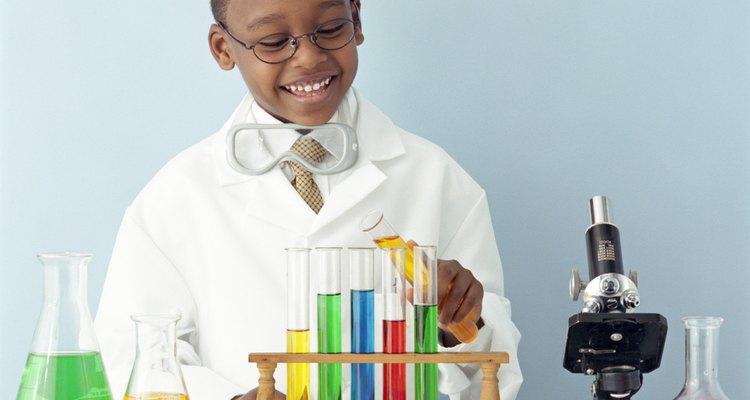 Usa la ciencia para enseñar a los niños sobre Jesús.