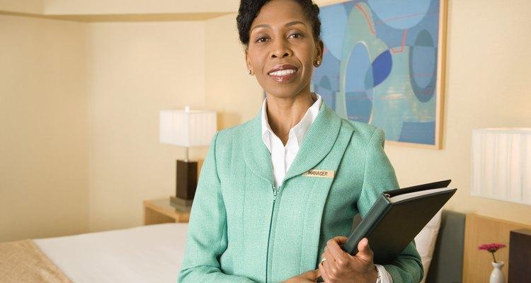 Las responsabilidades de un gerente de hotel son muchas y variadas y podrían llegar a ser estresantes.