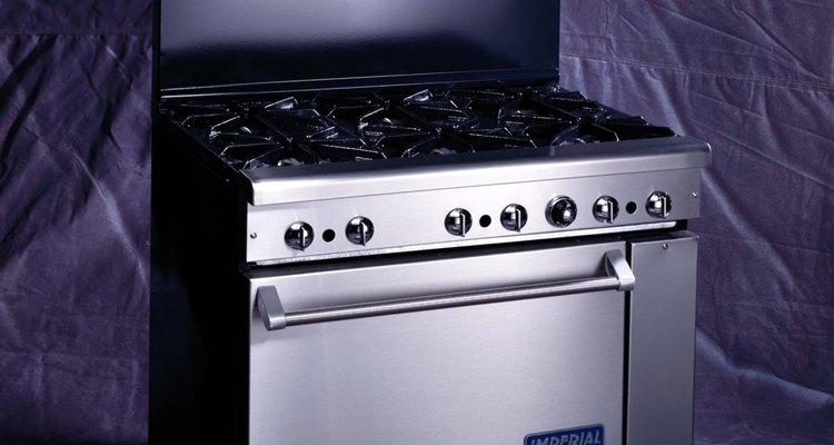 Muitos fornos precisam de ajustes