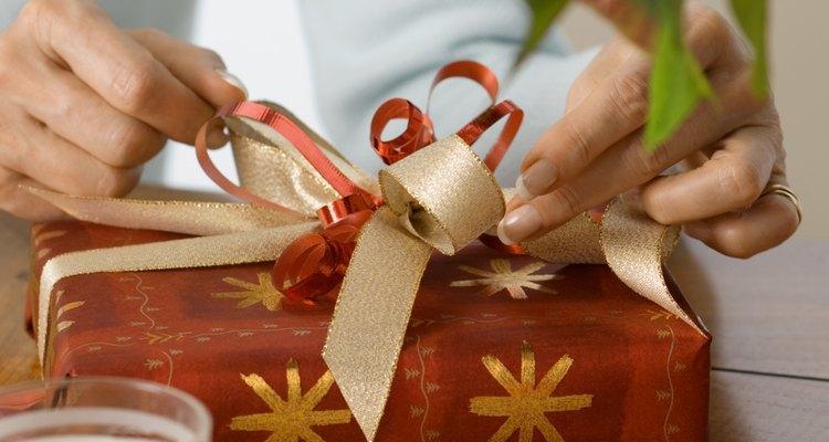 La elaboración de sus propios regalos, los mantendrá ocupados.