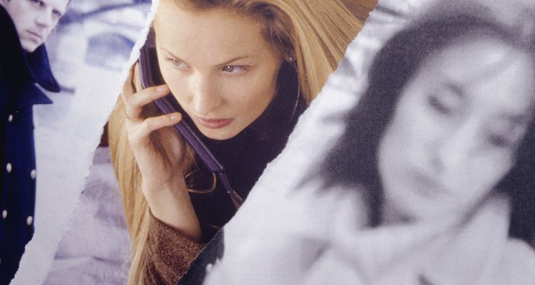 La infidelidad puede hacer que una pareja se separe, al menos por un tiempo.