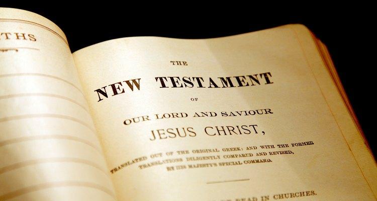 El Nuevo Testamento está conformado por 27 libros.