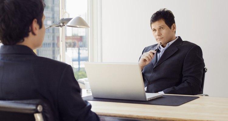 Tener que explicar un despido añade un elemento extra de tensión durante una entrevista de trabajo.