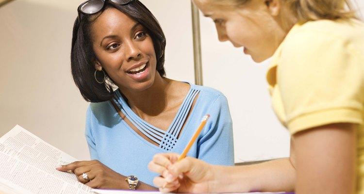 Los profesores ganan más dinero con cada año que enseñan.