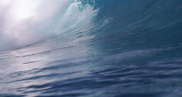 Los tsunamis son un fenómeno natural destructivo.