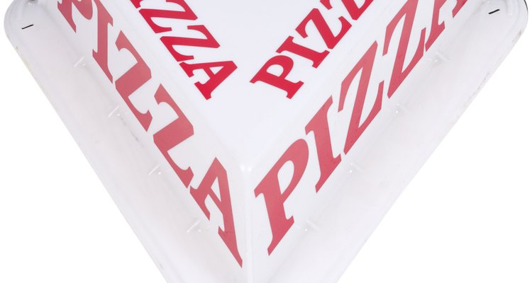 Los repartidores de pizza son un ícono de Estados Unidos, pero no ganan mucho dinero.