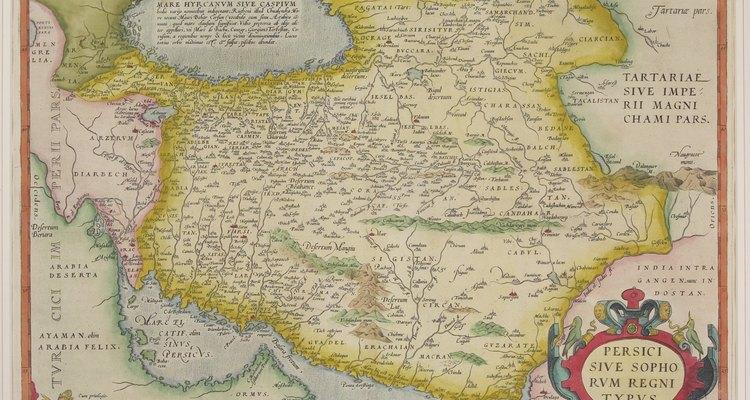 """Irán, que se traduce como """"tierra de los arios"""", fue conocido como Persia desde la prehistoria hasta 1935."""