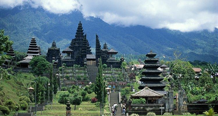 Indonésia, um dos 17 países megadiversos