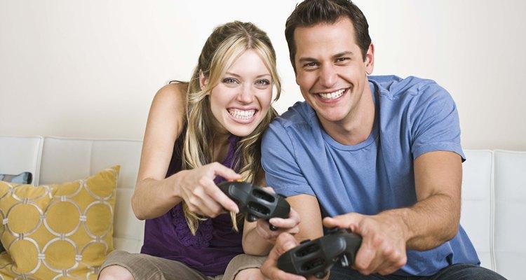 Un buen videojuego puede proporcionar disfrute duradero a tu amigo.