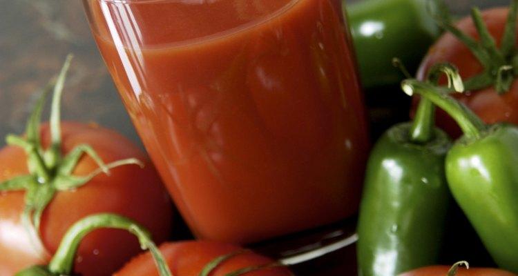 Es hora de evolucionar del zumo de tomate embotellado a la alternativa fresca y casera.