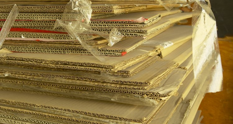 Corrugated board is a multiuse product also known as cardboard.